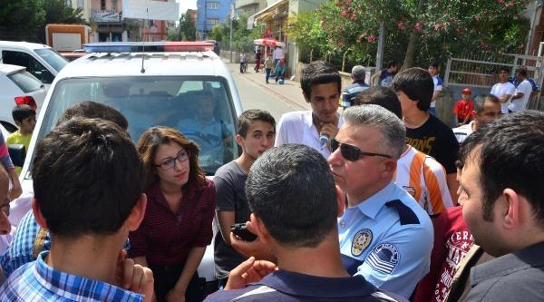 Minik Gizem'in Katili İçin İdam İsteyen Grubun Yürüyüşüne  Polis İzin Vermedi