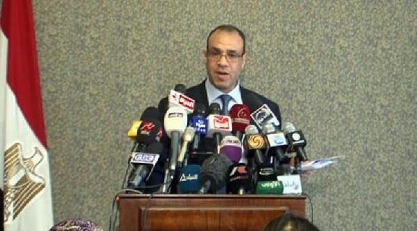 Misir Dişişleri Bakanliği, Türkiye'nin Kahire Büyükelçi Botsali'nin Ülkeyi Terk Etmesini Istedi