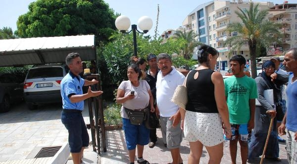 Mısır Satıcılarından Belediyeye Tepki