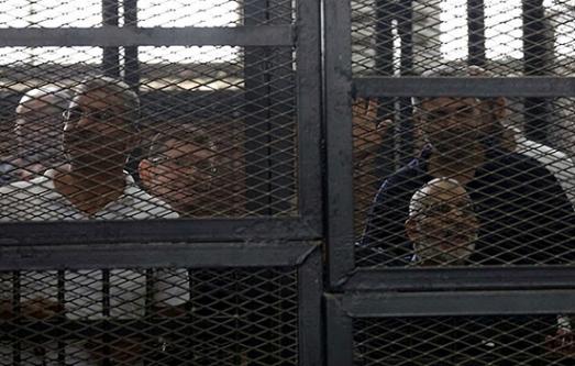 Mısır'da şoke eden idam kararı!