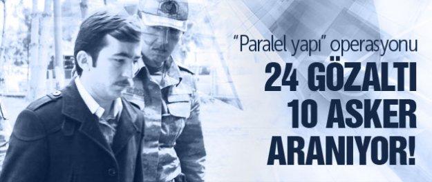 MİT TIR'larıyla ilgili 24 gözaltı!