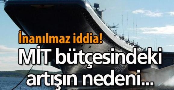 MİT'e casus gemi! Sadece 4 ülkede var!
