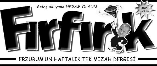 Mizah Dergisinin Gözüyle Istanbul Emniyet Müdürü Altinok