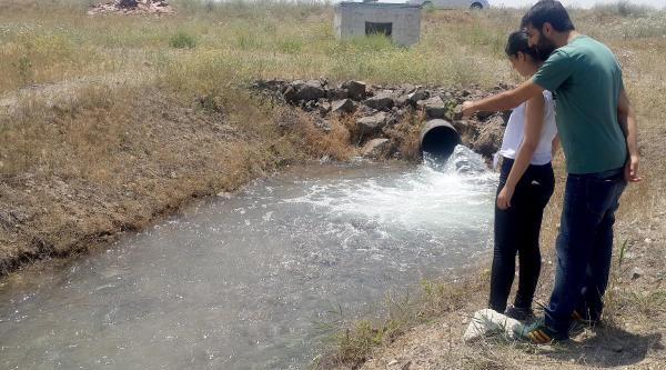 Mogan Gölü'ne Can Suyu 3 Katına Çikarildi