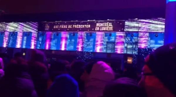 Montreal Işiklar Altında