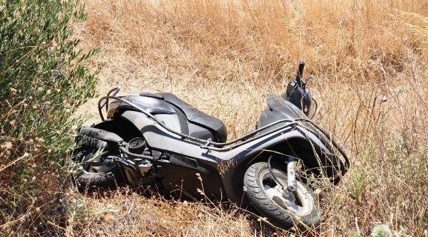 Motosiklet Otomobilin Altında Kaldı: 2 Ölü, 3 Yaralı