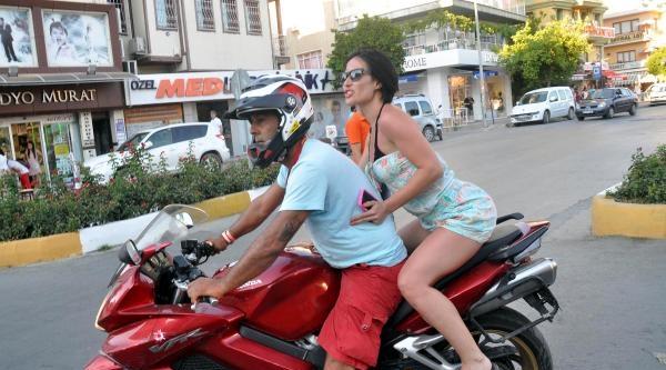 Motosiklet Tutkunları Festivalde Buluştu