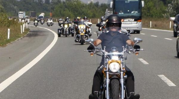 Motosiklet Tutkunlarının Sapanca Turu