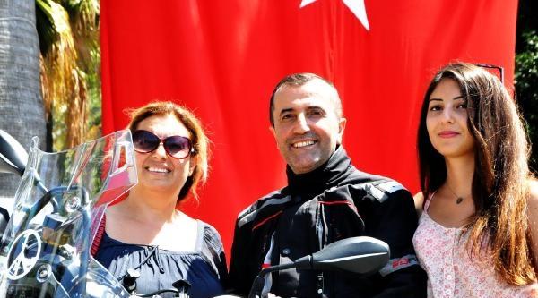 Motosikletle Güney Asya'ya Yolculuk