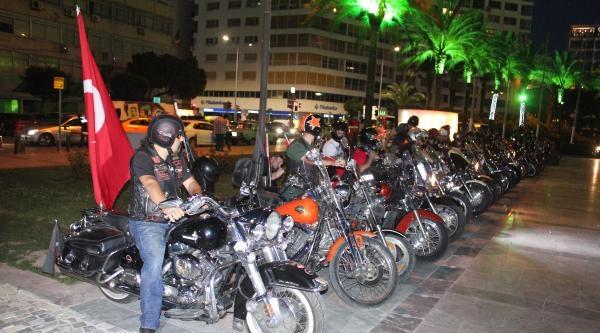Motosikletli Bayrak Eylemi