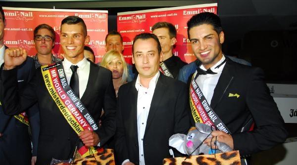 Mr. World Germany Yarışmasında Çifte Zafer / Fotoğraflar