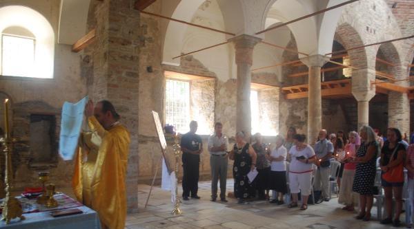 Mübadeleden Sonra İlk Meryem Ana Yortusu Şirince'de