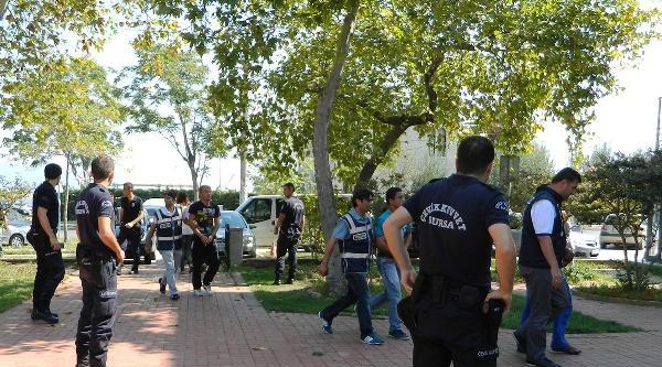 Mudanya'da Uyuşturucu Operasyonu: 11 Kişi Tutuklandı