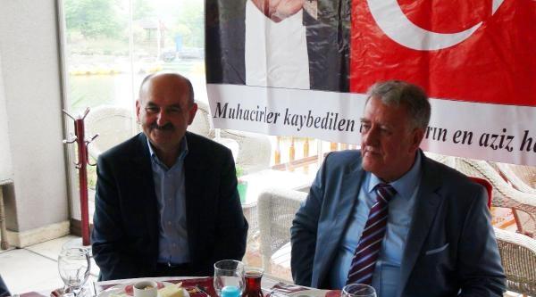 Müezzinoğlu: Adalet Ve Kalkınma Partisi Aday Konusunda En Rahat Olan Parti