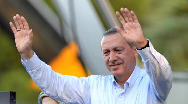 Muğla'da Başbakan Erdoğan Mitingi Nedeniyle Düzenleme