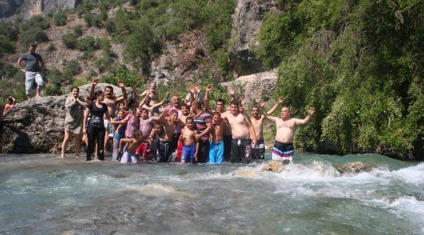 Muğla'da Özgür Nehirler İçin