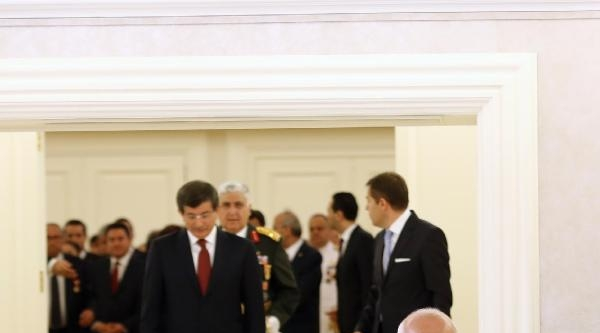 Muhalefet Çankaya Köşkü'ndeki Tebrik Kabulüne Gitmedi / Fotoğraflar
