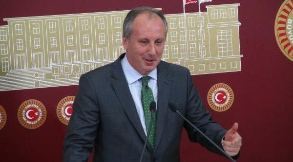 Muharrem Ince : Başbakan Yalan Söylüyorsa, Savci Fezlekeyi Meclis'e Göndermelidir