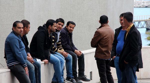 Mülteciler, Bm Heyetine Sorunlarını Anlattı