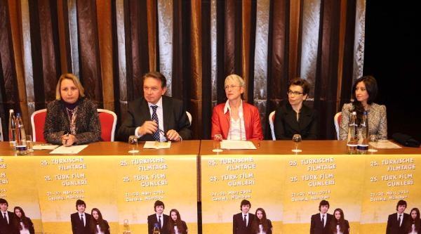Münih 25. Türk Film Günleri Başlıyor