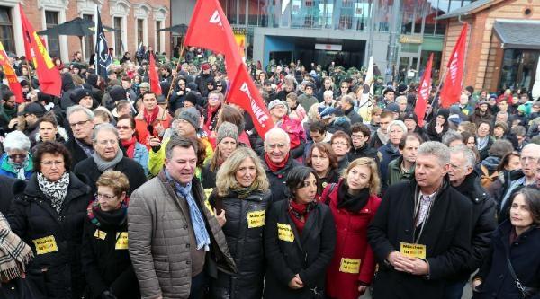 Münihliler, Neonazi Terörüne Karşı Yürüdü