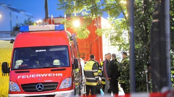 Münih'te 2'nci Dünya Savaşından Kalma 250 Kiloluk Patlamamış Bomba Bulundu