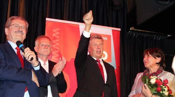 Münih'te Büyükşehir Belediye Başkanlığını  Dieter Reiter Kazandı