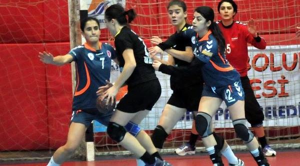 Muratpaşa Belediyespor- Konak Belediyespor: 39-20