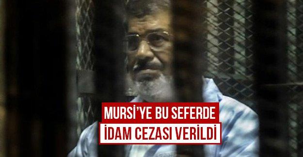 Mursi için bu seferde İDAM kararı verildi!