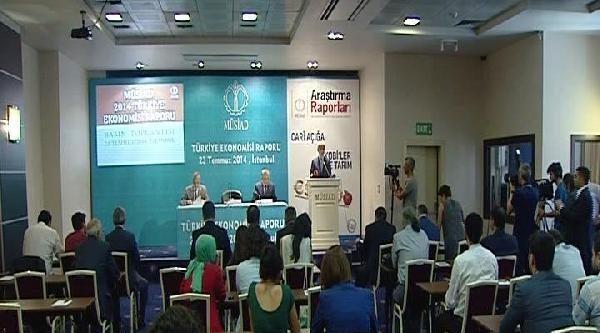 Müsiad Başkanı Olpak: Faiz Tartışmalarını Tekrar Konuşmamız Gerekebilir