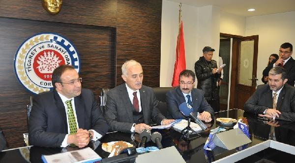 Müsiad Genel Başkani Olpak: Istikrar Ortami Önceliğimiz
