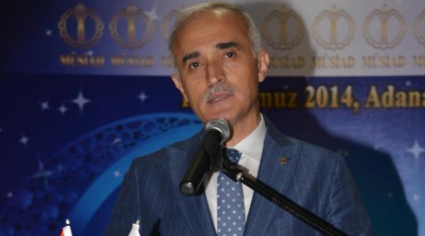 Müsiad Genel Başkanı Olpak: Kuvvetler Ayrılığında Yeni Bir Sistem Uygulanmalı