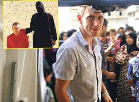 Müslüman oldu ama IŞİD onu da...
