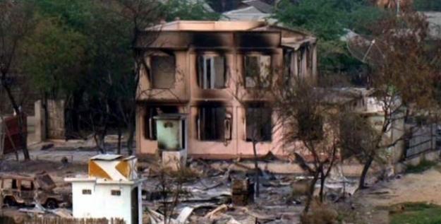 Müslümanlara ait evler yağmalandı!