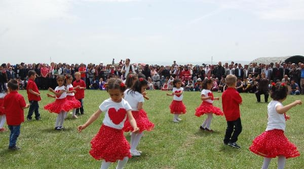 Muş'ta İlk Kez Lale Festivali Düzenlendi