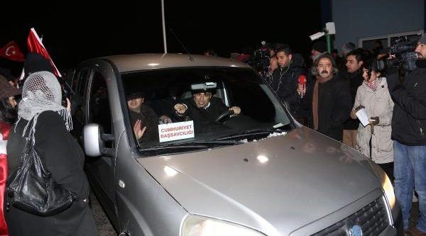 Mustafa Balbay Sincan Cezaevinden Ayrildi (Ek Fotoğraf)