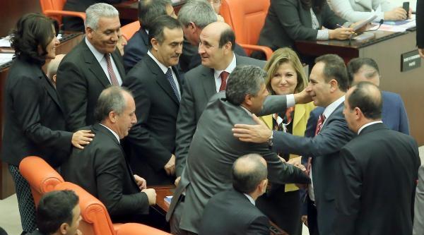 Mustafa Balbay Tbmm'de Yemin Etti / Ek Fotoğrafar