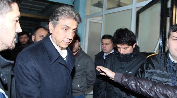 Mustafa Demir Sağlik Kontrolünden Geçirildi