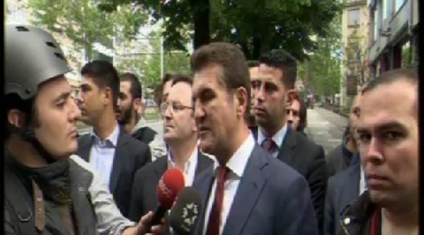 Mustafa Sarıgül Beşiktaş'ta