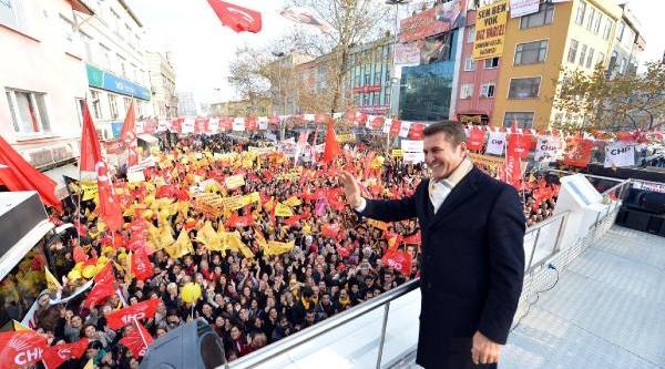 Mustafa Sarigül: Dershaneleri Kanunla Kapatamazsiniz