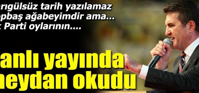 Mustafa Sarıgül meydan okudu