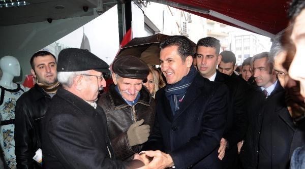 """Mustafa Sarıgül: """"sayın Başbakan'nın Polisle Bizi Takip Ettirmesine Gerek Yok"""""""