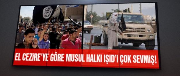 Musul halkı IŞİD yönetimi için ne diyor?