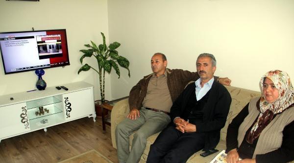 Musul'da Kaçırılan Konsolosluk Görevlilerinin Kayseri Ve Kırşehir'deki Yakınları Endişe İçinde (2)