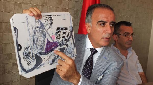 Müteahhitlerden Mersin Üniversitesi'ne Sosyal Tesis Tepkisi