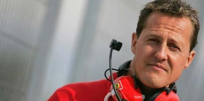 Müthiş iddia: Schumacher...