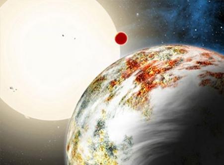 Müthiş keşif! Canavar Dünya bulundu...