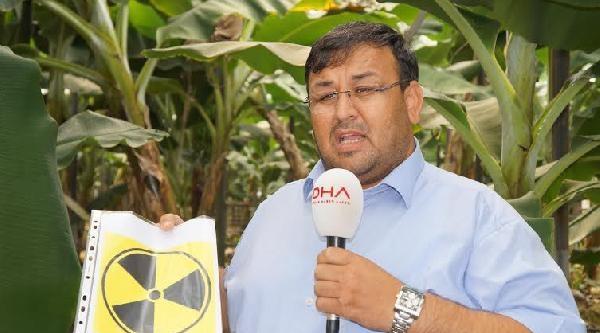 Muz Üreticilerinden Bakanlara 'nükleer Logo' Sorusu