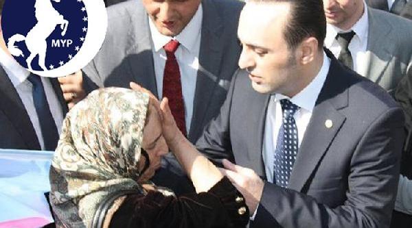 Myp Genel Başkani Yilmaz; Istifa 'demokrasinin Şükür Çekişi'