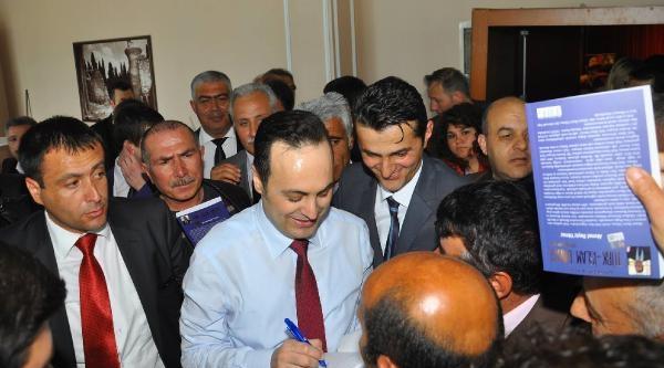 Myp Lideri Yılmaz, 'türk İslam Davası' Kitabı
